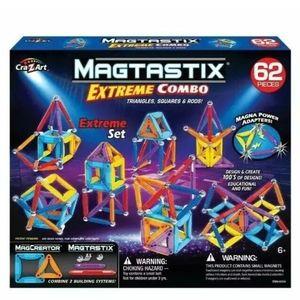 Magtastix Extreme Combo Extreme Set - 62pc NEW